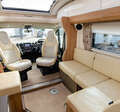interior picture of the Bailey Autograph 79-4T