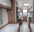 second interior picture of the Bailey Unicorn 4 Cadiz