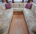 second interior picture of the Bailey Pegasus 2 Milan