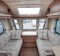 second interior picture of the Elddis Penshurst Premier plus