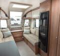 second interior picture of the Bailey Unicorn 4 Seville