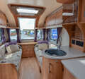 interior picture of the Bailey Unicorn 3 Cordoba