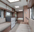 interior picture of the Bailey Unicorn 4 Vigo