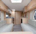 interior picture of the Coachman Vision 450