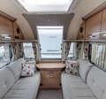 second interior picture of the Bailey Pegasus 4 Verona